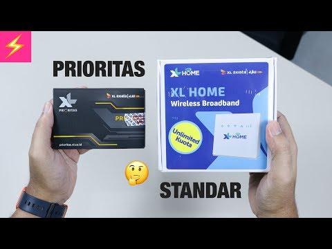 Review XL Prioritas vs XL Home Unlimited — Teliti Sebelum Membeli
