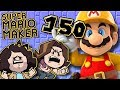 Super Mario Maker: Thiccc and Epic - PART 150 - Game Grumps