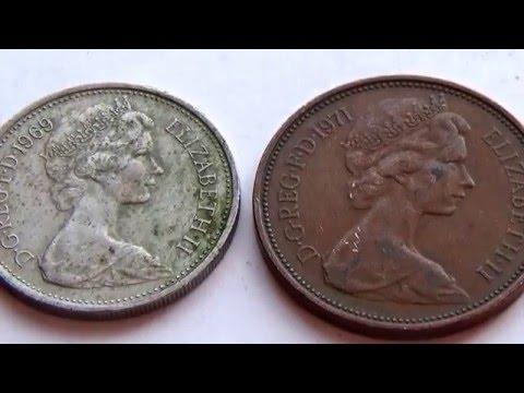 Elizabeth II F.D. Coins