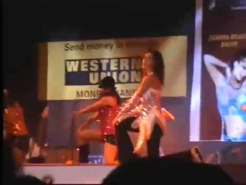 Kaajal Dancesutra Bollywood-Nigar Khan & Alesia Raut Show