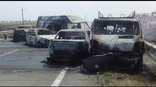 ДТП на трассе Одесса-Киев 3 человека погибли. (2)