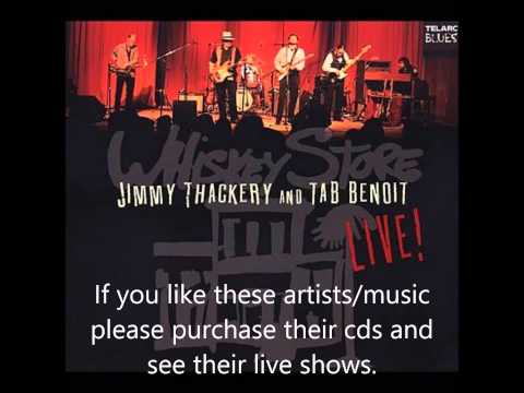Leopard-Skin Pill-Box Hat - Jimmy Thackery & Tab Benoit