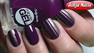 видео Лак для ногтей Sally Hansen (Салли Хансен)