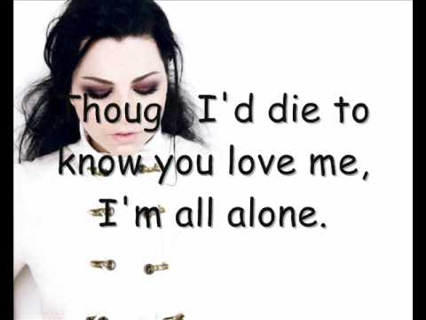 Evanescence - Missing(lyrics)