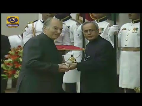 His Highness The Aga Khan Awarded The Padma Vibhushan - The Civil Investiture Ceremony