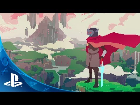 Hyper Light Drifter will tell its story with combat and pictures rather than dialogue