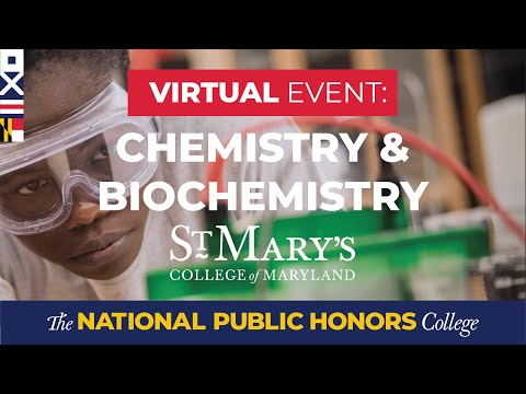 Chemistry and Biochemistry Academic Program