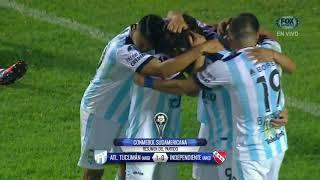 RESUMEN: Atl. Tucumán 1-0 Independiente