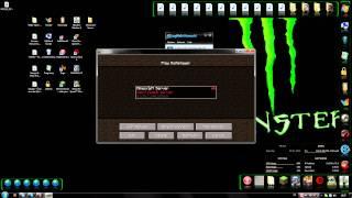 CZ Tutorial Jak se připojit na Minecraft server přes hamachi.avi