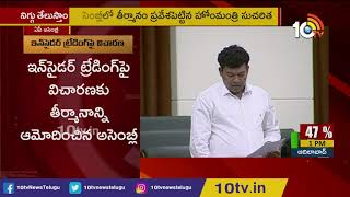 Palasa MLA Appalaraju Speech In AP Assembly On English Medium Schools  News