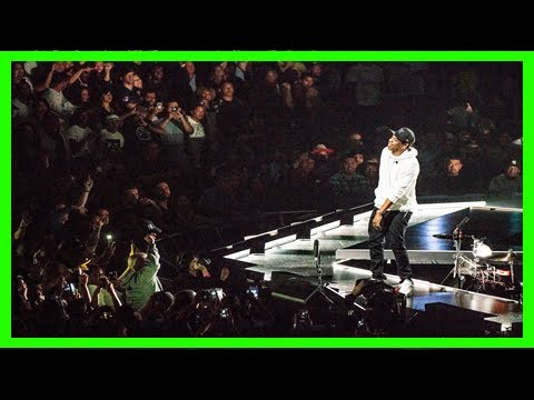 Breaking News   Jay-z's '4:44' tour kicks off in anaheim, calif.