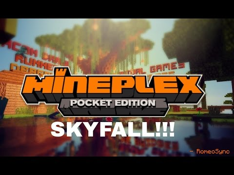 how to play skyfall mineplex