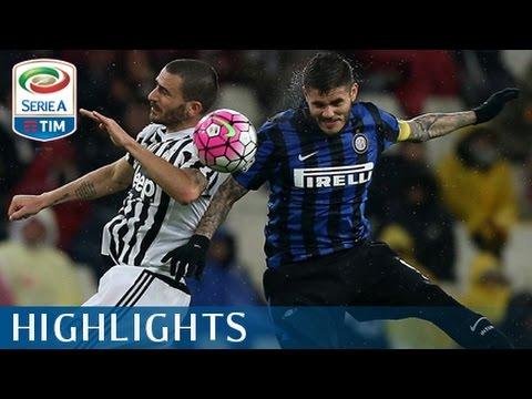 Juventus - Inter 2-0 - highlights - Matchday 27 - Serie A TIM 2015/16
