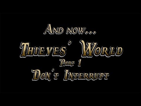 Counter Monkey - Thieves' World, Part 1: Don't Interrupt