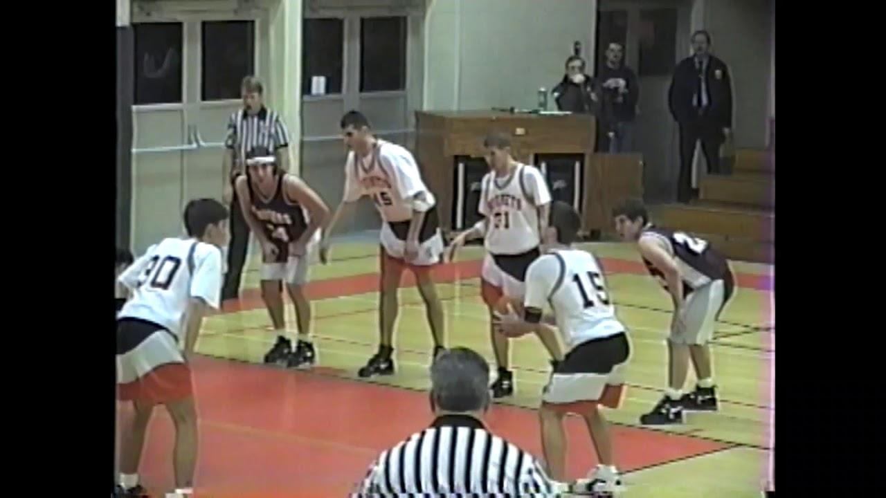 NCCS - Plattsburgh Boys  1-12-96