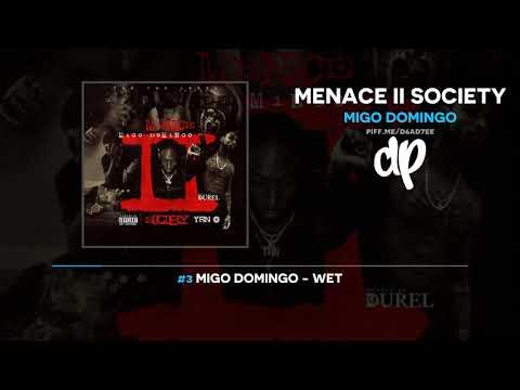 Migo Domingo - Menace II Society (FULL MIXTAPE + DOWNLOAD)