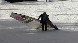 Let´s GO, Snowsurfing ...