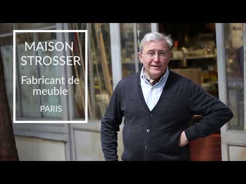 Wecandoo - Maison Strosser - Fabricant de meuble, Paris