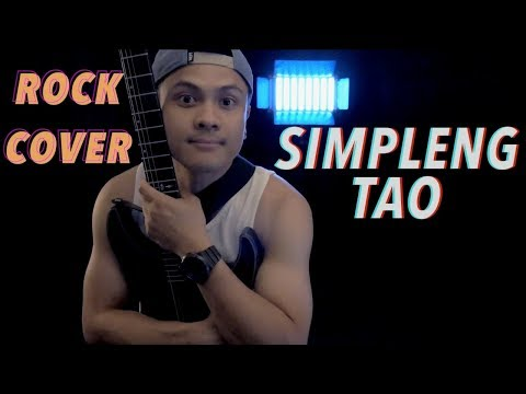 Simpleng Tao - Gloc 9 Rock Cover by TUH OPM Goes Punk