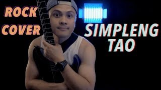 Simpleng Tao - Gloc 9 (Rock Cover by TUH) OPM Goes Punk
