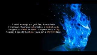 Purple Heart - Dave Lyrics (HD)