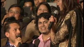 Binu & Timure Rimal interact with Pramod Kharel and Ram Krishna Dhakal | Hits FM Music Awards 2073