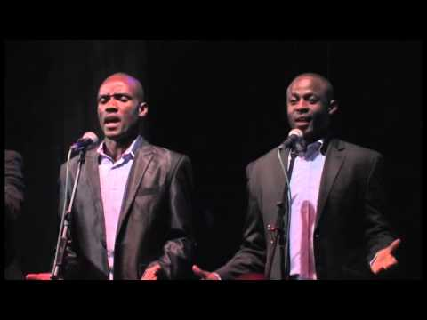 CCAP Voice of Mbare intro and hymn medley live @ 7 arts theatre