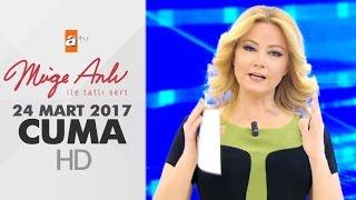 Müge Anlı İle Tatlı Sert 24 Mart 2017 Cuma - 1808. Bölüm - atv