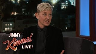 Baixar Ellen DeGeneres on Return to Stand-up After 15 Years
