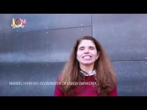 Joy Research Interviews What is Joy Academy Maribel Ferreira?