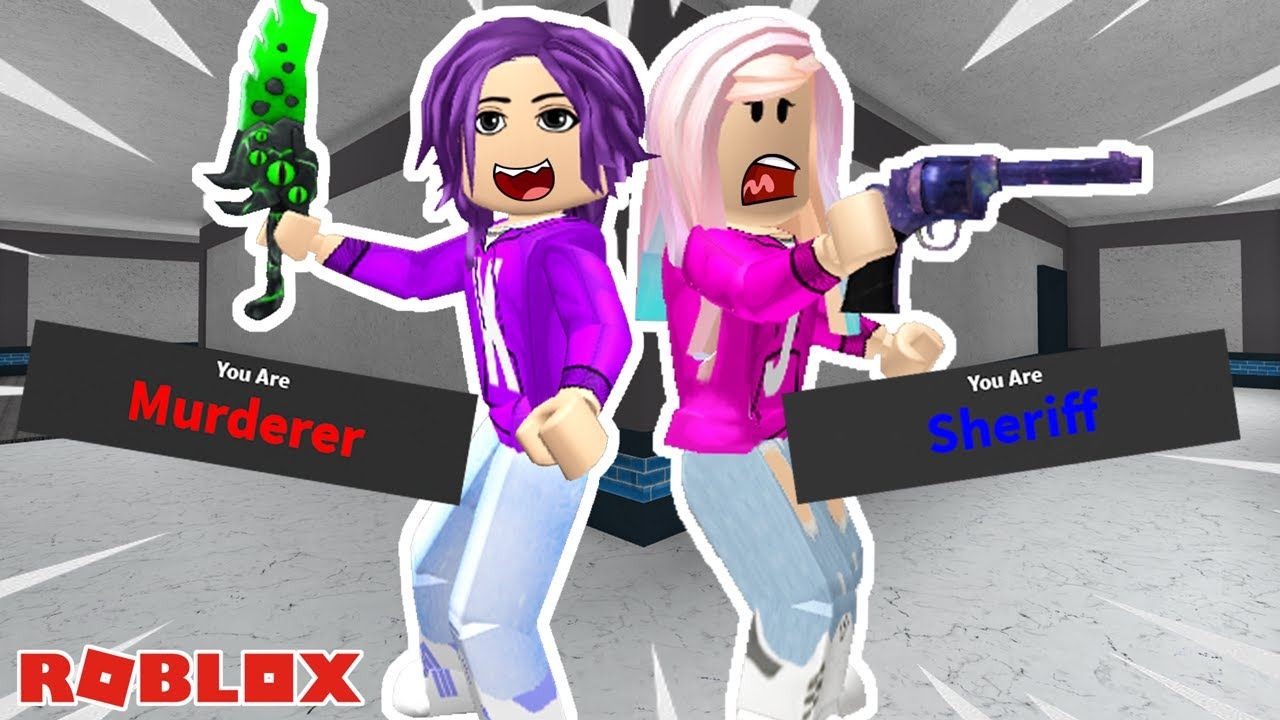 Pat And Jen Roblox Youtube Murder Mystery 2 Betrayed By My Sister Roblox Murder Mystery 2 Youtube