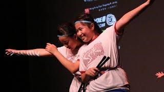【香港花式跳繩大匯演2017】 - 香港嘉諾撒學校 - 季軍