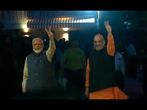 Lok Sabha election 2019: Modi-led NDA wins historic mandate