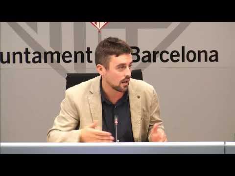 Marc Serra presenta el balanç del Saier del primer semestre de 2019