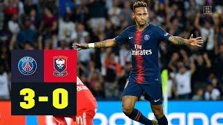 Neymar führt Tuchel-Elf zum Auftaktsieg: PSG - Caen 3:0 | Highlights | Ligue 1 | DAZN