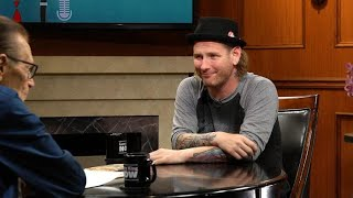 Corey Taylor on his aversion to President Trump | Larry King Now | Ora.TV