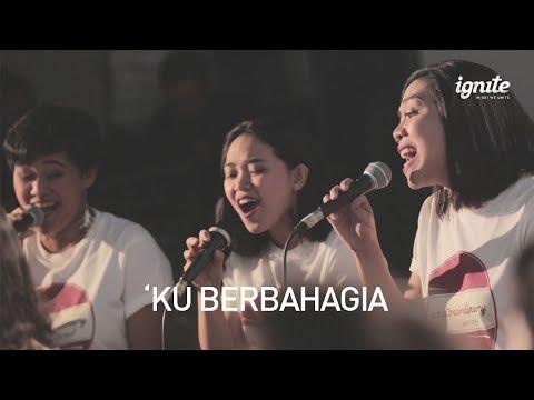 KJ 392 - 'Ku Berbahagia // YMC GKI