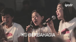 Download lagu KJ 392 - 'Ku Berbahagia // YMC GKI