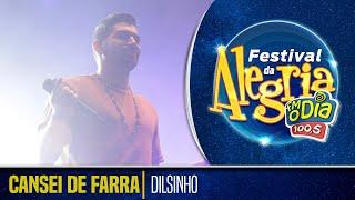 Dilsinho - Cansei de Farra (Ao Vivo Festival da Alegria 2018)