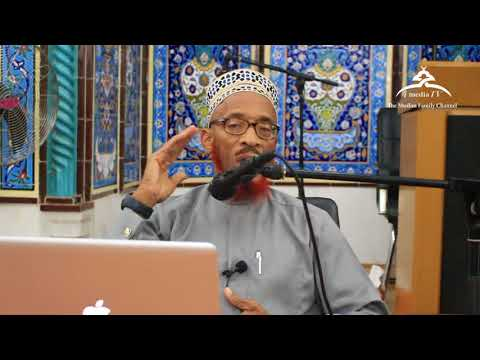 Business in Islam - Sheikh Khalid Yasin at An Nur Masjid Abuja