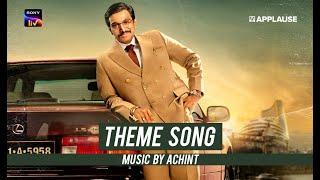 Scam 1992 - Theme Song   Achint   SonyLiv