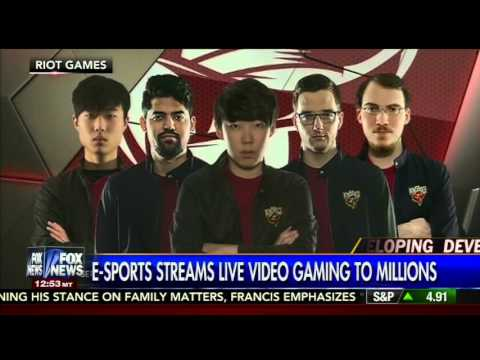 Gaming & eSports - You Could Make Millions As A Gamer!