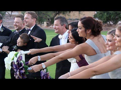 Kindel & Terry Wedding Gold Canyon Golf Resort - Distinctive Wedding Videos