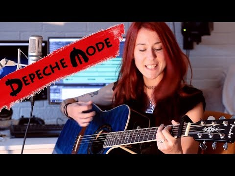 Sandra Szabo - Enjoy the Silence (Depeche Mode cover)