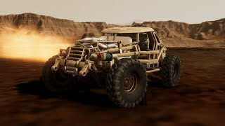 Martian Driving · Game · Gameplay