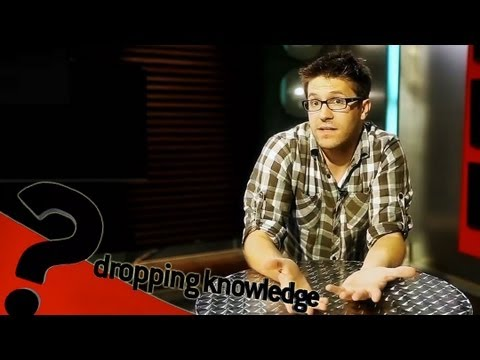 Joe Bereta (SourceFed) on YouTube News | DROPPING KNOWLEDGE