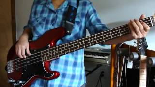 Vị Ngọt Đôi Môi - QDũng&TThảo : bass cover