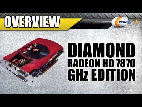 Driver for DIAMOND 7870PE52GV AMD Graphics