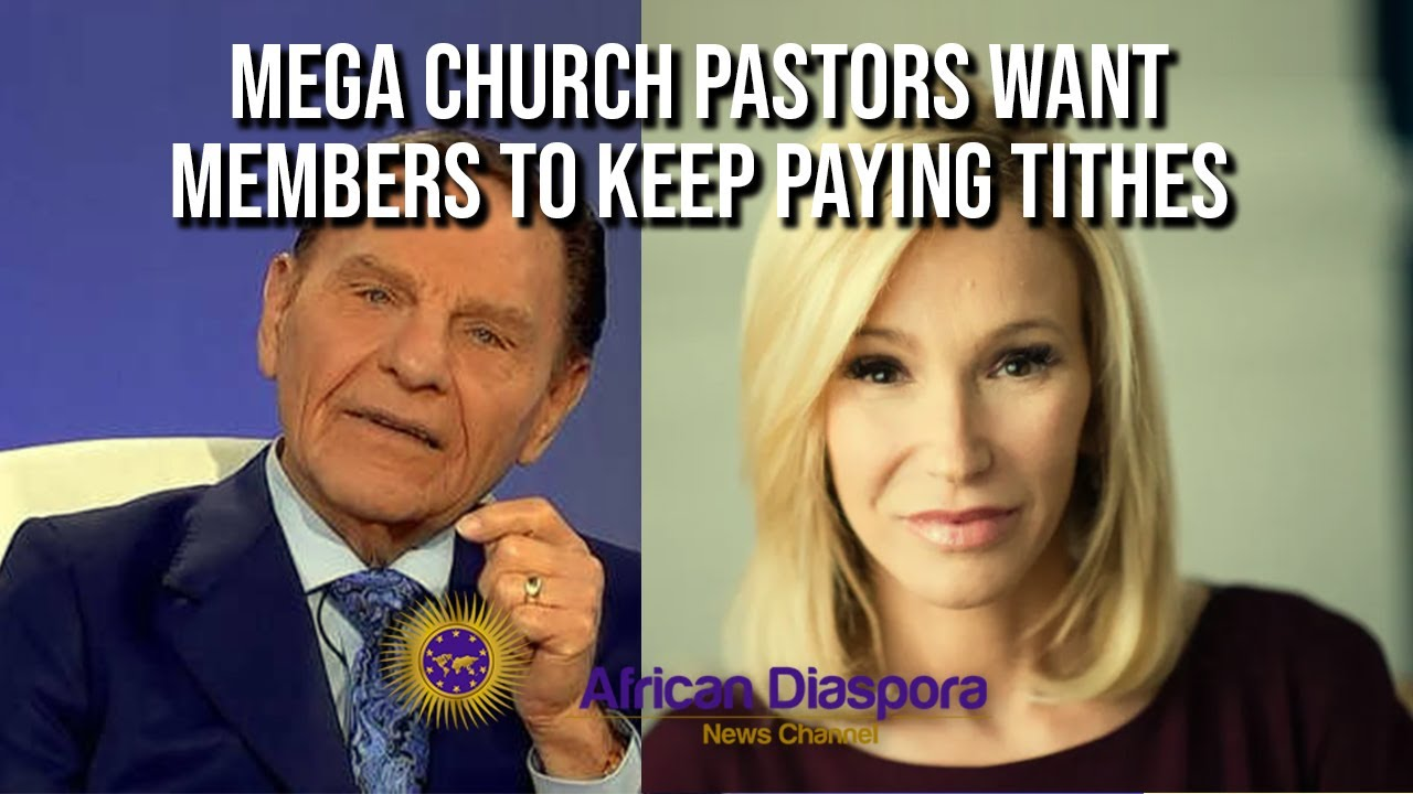 Mega Church Pastors Want Members To Keep Paying Tithes Even With People Facing Severe Job Loss