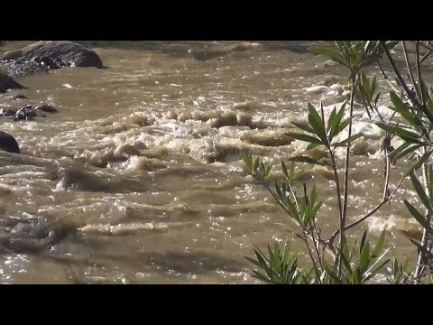 Muere una mujer arrastrada por un río en Vélez, en Málaga